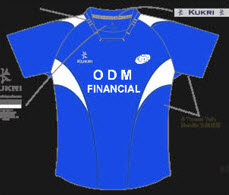 Bandon Rugby Football Club Clothing